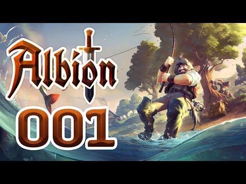 Albion Online #001: XXL-Update Lancelot im Sandbox-MMORPG   Albion Gameplay Deutsch