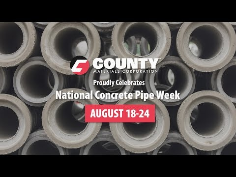Concrete Pipe Week 2019: Career Opportunities