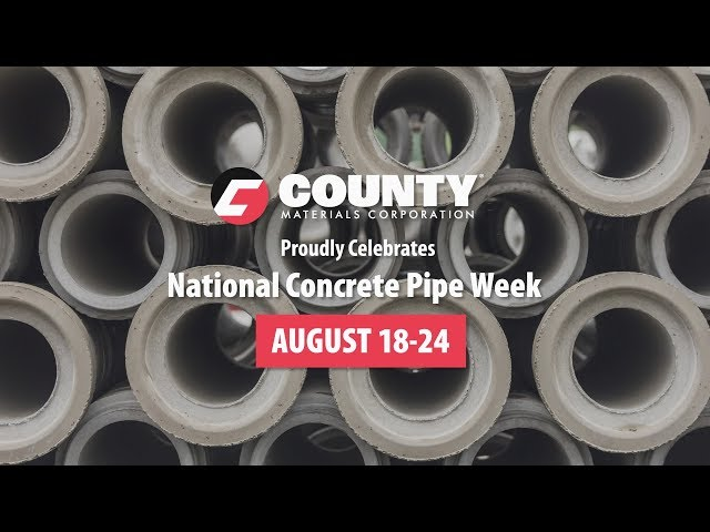 Concrete Pipe Week 2019: Career Opportunities