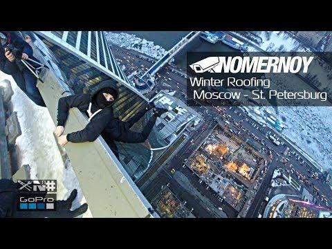 Winter Roofing Moscow - St. Petersburg N# 3