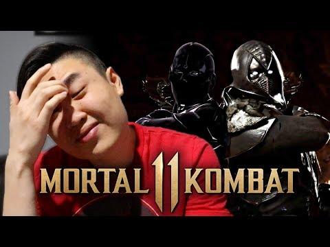 Mortal Kombat 11 - Noob Saibot Reveal Trailer... [REACTION] |