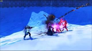 Nakama Raiding Crew vs  Streiter