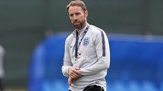 Dele alli absent as england team train ahead of panama match