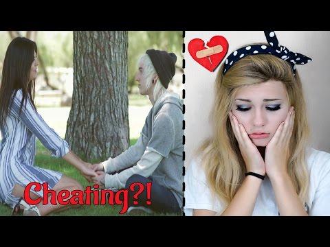 GIRLFRIEND REACTS TO BOYFRIEND CHEATING?! | HeyThereImShannon