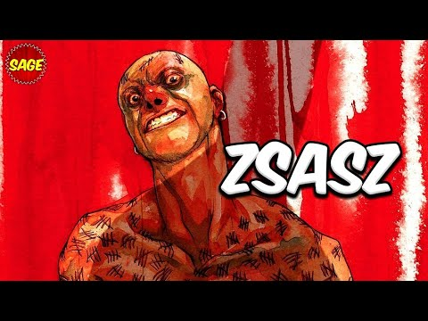 Who is DC Comics Zsasz? He