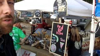 "Jay Nash ""mean Pizzas"" Food Tour Fired Up Kitchen Ymsb Harvest Fest, Ozark, Arkansas"