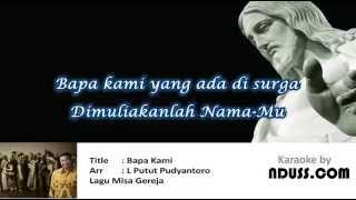 [Karaoke] BAPA Kami - L Putut Pudyantoro