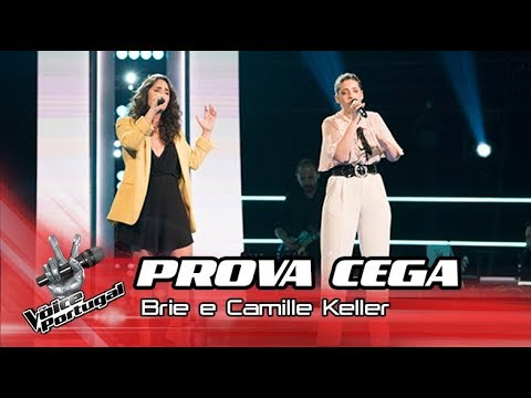 "Brienne e Camille Keller - ""Royals"" 