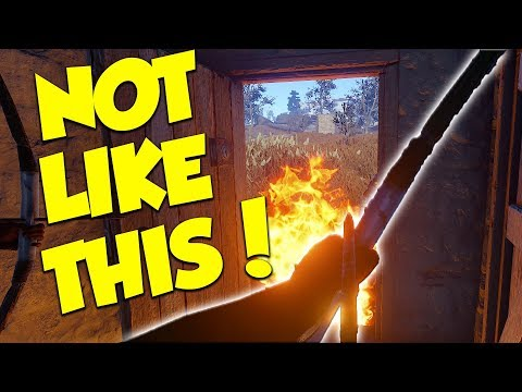 NOT LIKE THIS! - Rust