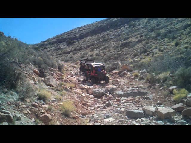 Road Up to Grand Gulch Mine 3182013