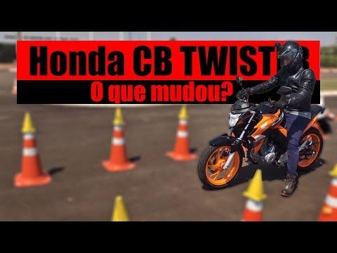 Honda CB TWISTER 2019: SAIBA TUDO QUE MUDOU/ Vrum Brasília