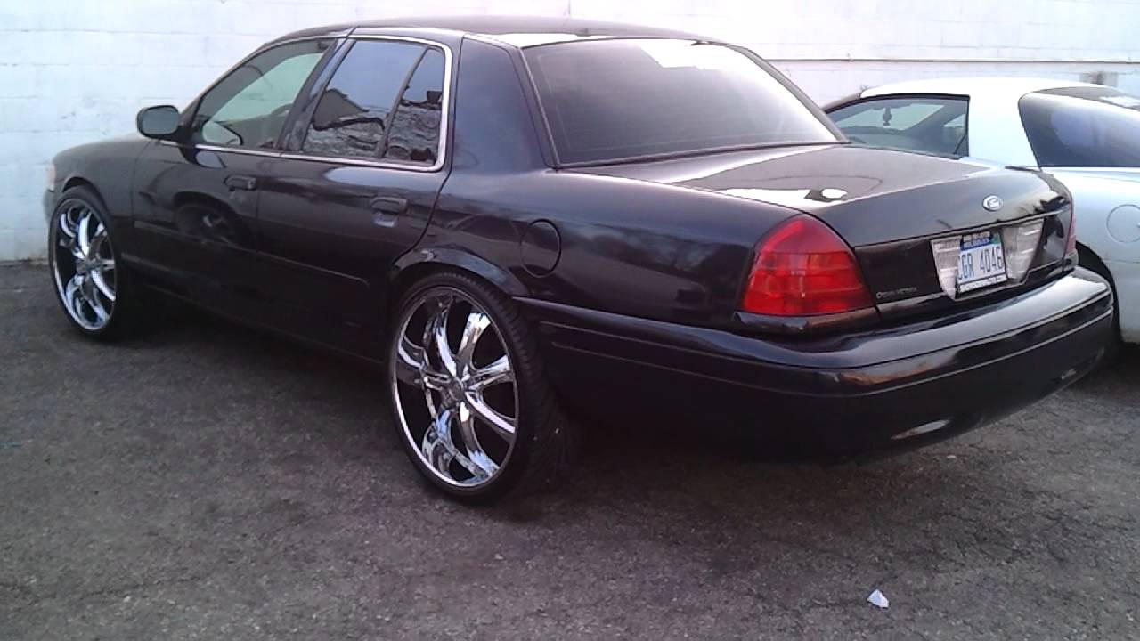 Crown Vic On 24s Upcoming Cars 2020