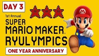 THE RYULYMPICS | Opening Ceremonies! | Super Mario Maker One Year Anniversary