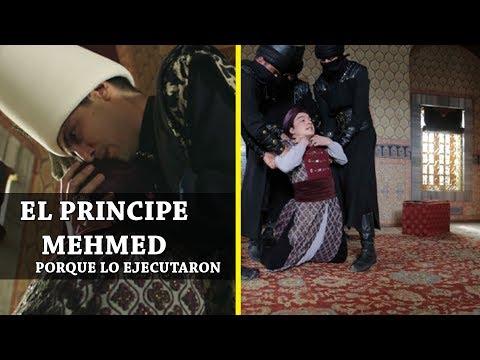 EL TRISTE FIN DEL PRINCIPE MEHMED - La Turca