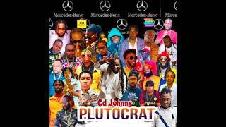 CD JOHNNY PLUTOCART DANCEHALL CLEAN MIX 2019