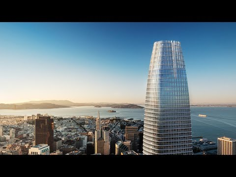 Salesforce Tower: Building San Francisco's Vertical Village | The B1M