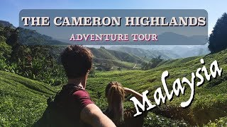 CAMERON HIGHLANDS ADVENTURE TOUR, MALAYSIA