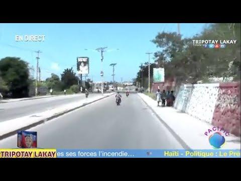 Men Kòman Lari Port-Au-Prince ye jodi 18 Sept 2017 la ak grèv la.