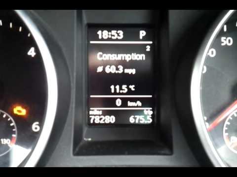 Golf TDI Mk6 Fuel Consumption