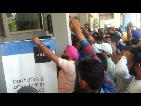 Uber is a fraud company | Uber Scam | Uber Ludhiana Drivers | Uber incentive scam