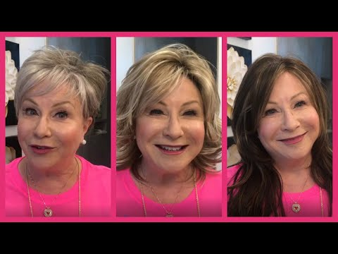 Wigs for Beginners - How to Put On and Style Short, Medium & Long Wigs (Godiva's Secret Wigs Video)