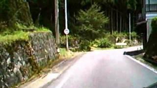 和歌山県道229号古座川熊野川線:その2