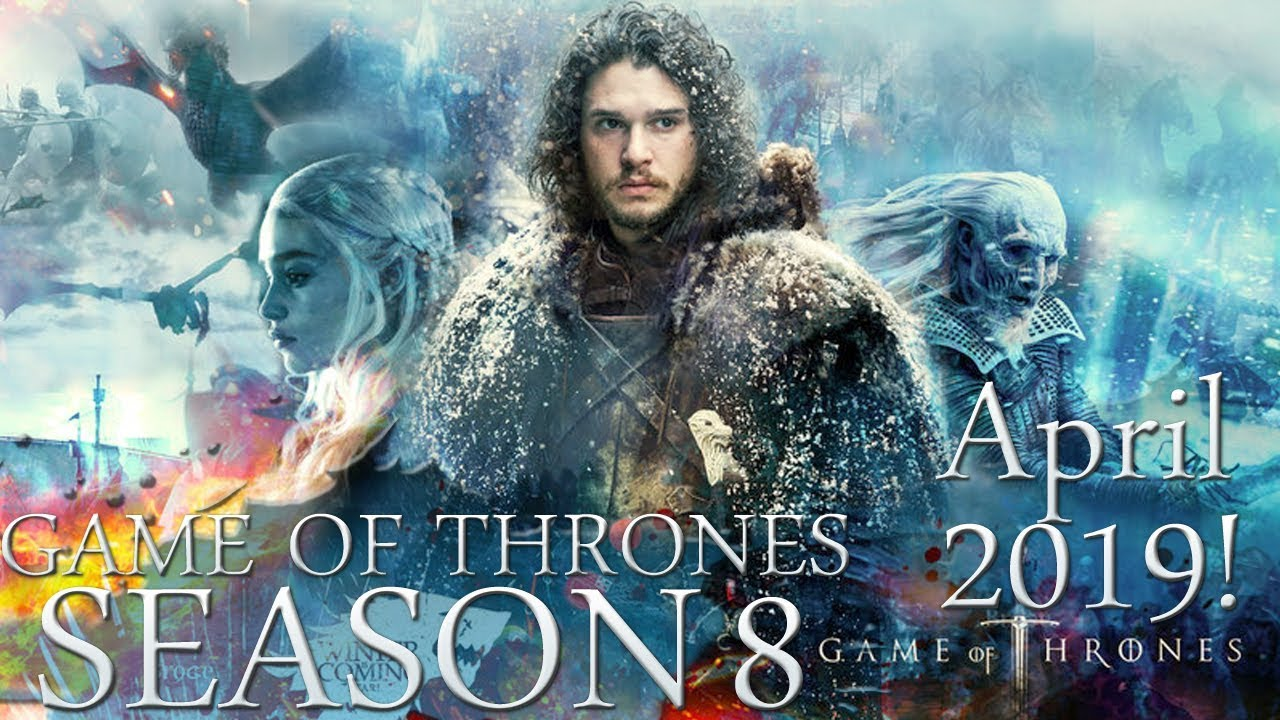 Game of Thrones Season 8 Release Date & Will the Year Off Hurt GOT? - YouTube