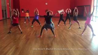 Zumba with MoJo: One Wine ft. Machel Montano & Sean Paul by Major Lazer