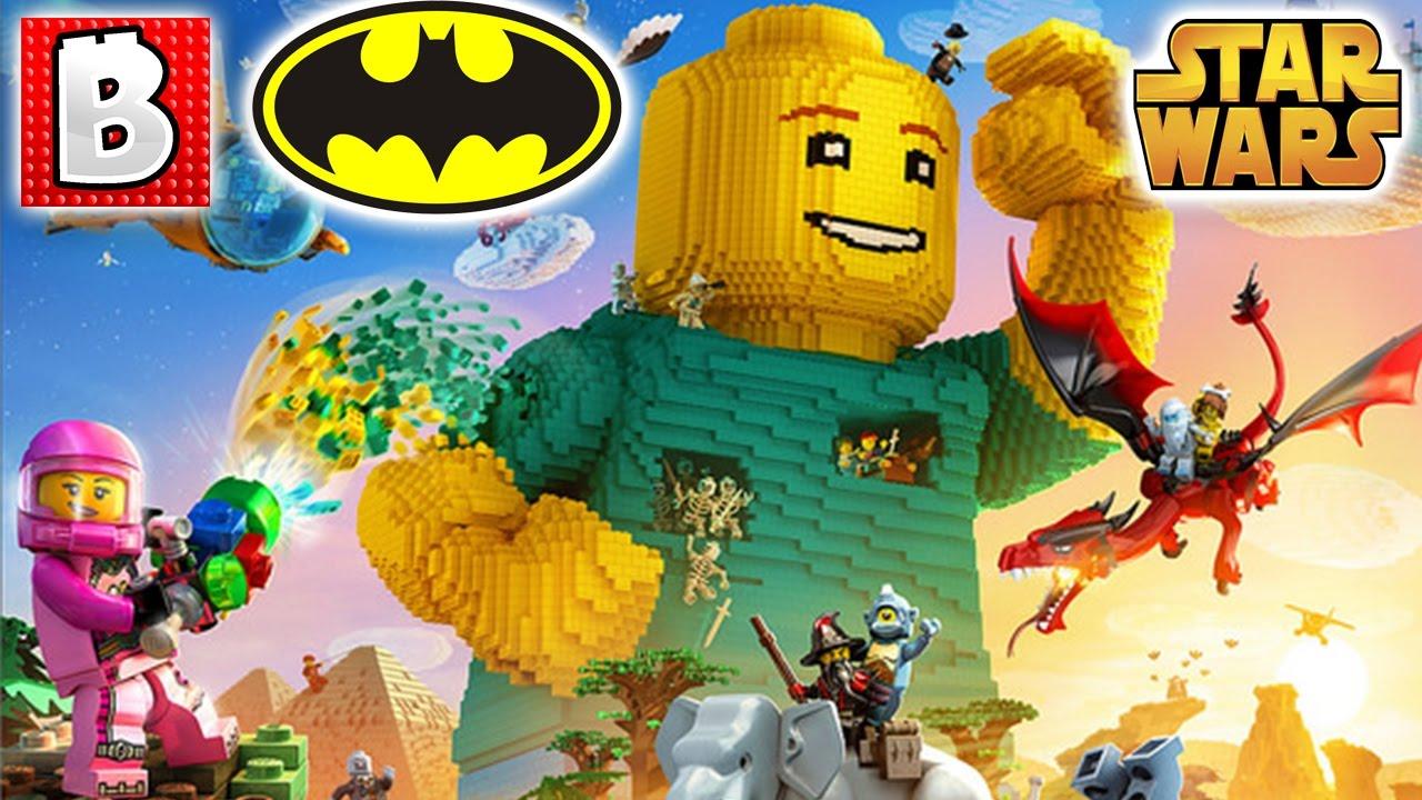lego star wars batman