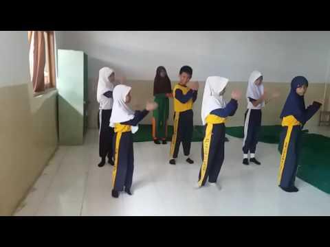 Senam Sipong pong SD ISLAM AL FAJAR TANGSEL