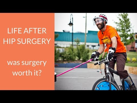 Is surgery for a hip labral tear worth it? Jawn's journey with hip pain
