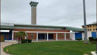 La UME desinfecta el centro penitenciario de Topas por el coronavirus