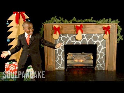 Kid President's Holiday Gift Guide - YouTube