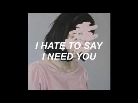 AC- I Hate To say I Need You (Audio) (Accoustic)