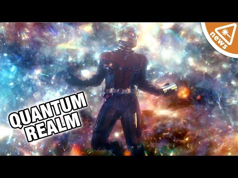 Kevin Feige Confirms the Quantum Realm's Role in the MCU's Future (Nerdist News w/ Jessica Chobot)