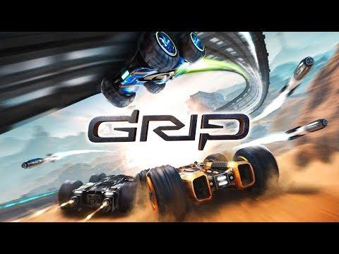 TỰA GAME ĐUA XE ẢO DIỆU NHẤT BẠN TỪNG XEM! \\ GRIP Racing