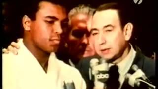 Бои 20 века. Обзор карьеры Мухаммеда Али. Документальный фильм.
