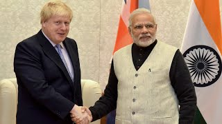 video: India added to red list hours after Boris Johnson cancels trip