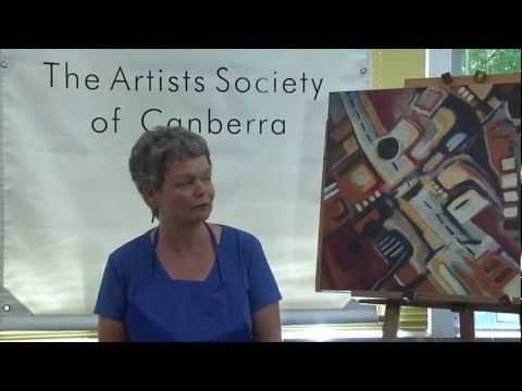 Icarus - Canberra - Kim Serjeant Artist.mp4