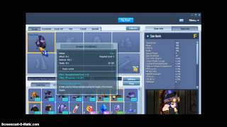 Repeat youtube video Armor Stacking Grand Chase NA 2015