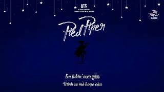 Video [Vietsub+Kara][FMV] Pied Piper - BTS {by Thùy Trang Subber} download MP3, 3GP, MP4, WEBM, AVI, FLV Juli 2018
