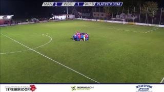 SC Mannsdorf vs Wiener SC full match