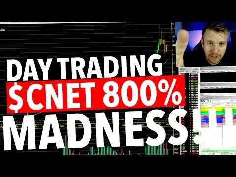 $CNET STOCK MADNESS! 800% MOVE!