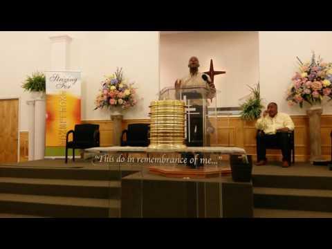 Richard Coffey, Jr - Congregation Singing - He's My King