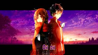 Repeat youtube video Nightcore - Me and my broken heart ( Switching vocals )