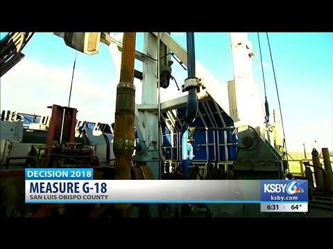 SLO County voters to decide future of local oil drilling with Measure G