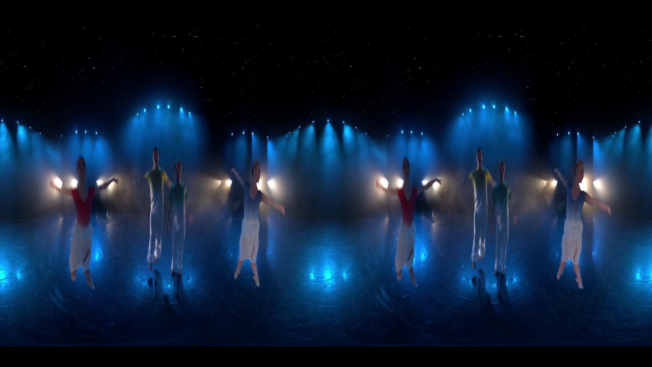 6b15091d2 Virtuálna realita už aj v Balete SND! - verzia GearVR - YouTube