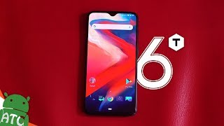 What makes it Oneplus 6T ?