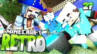 ER HAT SCHWÄCHEN! • Minecraft RETRO #27 | Minecraft Roleplay • Deutsch | HD
