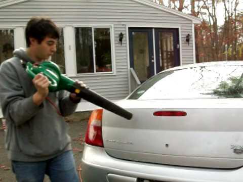 Best Way To Dry A Car >> The Best Way To Dry A Car Youtube